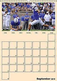 American Football. Rau, spannend, kraftvoll (Wandkalender 2019 DIN A3 hoch) - Produktdetailbild 9