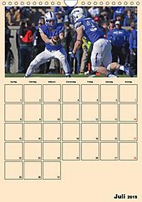 American Football. Rau, spannend, kraftvoll (Wandkalender 2019 DIN A4 hoch) - Produktdetailbild 7