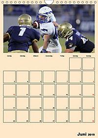 American Football. Rau, spannend, kraftvoll (Wandkalender 2019 DIN A4 hoch) - Produktdetailbild 6