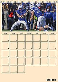 American Football. Rau, spannend, kraftvoll (Tischkalender 2019 DIN A5 hoch) - Produktdetailbild 7