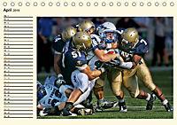 American Football - Taktik und Athletik (Tischkalender 2019 DIN A5 quer) - Produktdetailbild 4