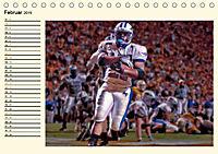 American Football - Taktik und Athletik (Tischkalender 2019 DIN A5 quer) - Produktdetailbild 2
