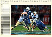 American Football - Taktik und Athletik (Tischkalender 2019 DIN A5 quer) - Produktdetailbild 11