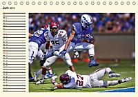 American Football - Taktik und Athletik (Tischkalender 2019 DIN A5 quer) - Produktdetailbild 6
