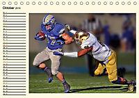 American Football - Taktik und Athletik (Tischkalender 2019 DIN A5 quer) - Produktdetailbild 10