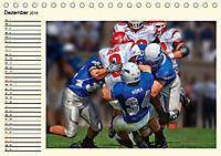 American Football - Taktik und Athletik (Tischkalender 2019 DIN A5 quer) - Produktdetailbild 12