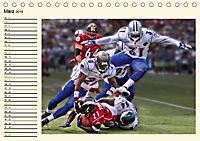 American Football - Taktik und Athletik (Tischkalender 2019 DIN A5 quer) - Produktdetailbild 3