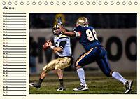 American Football - Taktik und Athletik (Tischkalender 2019 DIN A5 quer) - Produktdetailbild 5