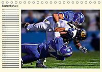 American Football - Taktik und Athletik (Tischkalender 2019 DIN A5 quer) - Produktdetailbild 9