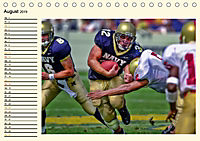American Football - Taktik und Athletik (Tischkalender 2019 DIN A5 quer) - Produktdetailbild 8