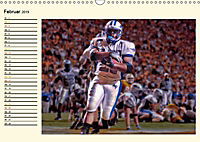 American Football - Taktik und Athletik (Wandkalender 2019 DIN A3 quer) - Produktdetailbild 2