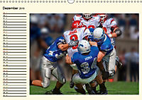 American Football - Taktik und Athletik (Wandkalender 2019 DIN A3 quer) - Produktdetailbild 12