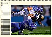 American Football - Taktik und Athletik (Wandkalender 2019 DIN A2 quer) - Produktdetailbild 9