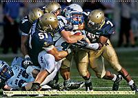 American Football - Taktik und Athletik (Wandkalender 2019 DIN A2 quer) - Produktdetailbild 4