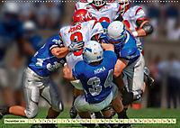 American Football - Taktik und Athletik (Wandkalender 2019 DIN A2 quer) - Produktdetailbild 12
