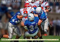American Football - Taktik und Athletik (Wandkalender 2019 DIN A4 quer) - Produktdetailbild 12