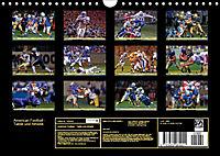 American Football - Taktik und Athletik (Wandkalender 2019 DIN A4 quer) - Produktdetailbild 13