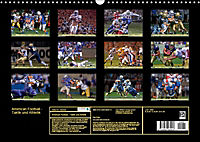 American Football - Taktik und Athletik (Wandkalender 2019 DIN A3 quer) - Produktdetailbild 13