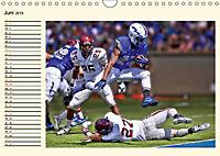 American Football - Taktik und Athletik (Wandkalender 2019 DIN A4 quer) - Produktdetailbild 6