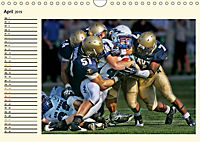 American Football - Taktik und Athletik (Wandkalender 2019 DIN A4 quer) - Produktdetailbild 4