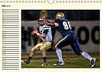 American Football - Taktik und Athletik (Wandkalender 2019 DIN A4 quer) - Produktdetailbild 5