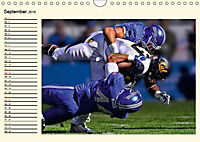 American Football - Taktik und Athletik (Wandkalender 2019 DIN A4 quer) - Produktdetailbild 9