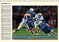 American Football - Taktik und Athletik (Wandkalender 2019 DIN A4 quer) - Produktdetailbild 11