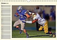 American Football - Taktik und Athletik (Wandkalender 2019 DIN A4 quer) - Produktdetailbild 10