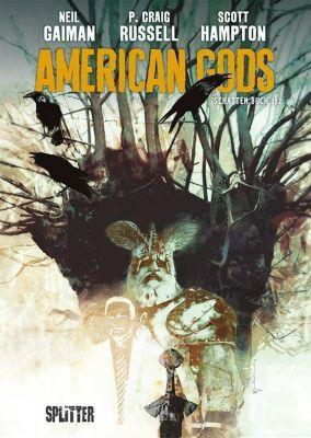 American Gods - Schattenbuch, Neil Gaiman, P. Craig Russel