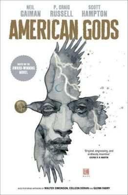 American Gods - Shadows, Neil Gaiman, P. Craig Russell