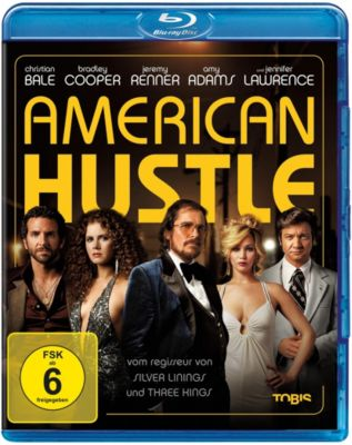 American Hustle, Bradley Cooper,Jennifer Lawrence Christian Bale