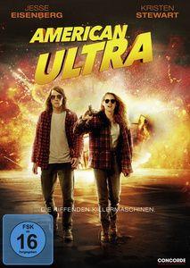 American Ultra, Jesse Eisenberg, Kristen Stewart