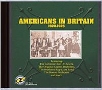 Americans In Britain 1920-1925 - Produktdetailbild 1