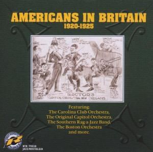 Americans In Britain 1920-1925, Diverse Interpreten