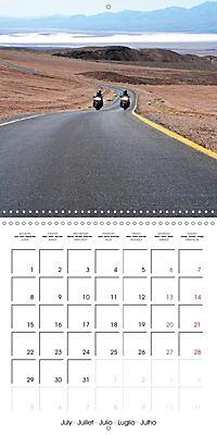 America's Southwest by Motorcycle (Wall Calendar 2019 300 × 300 mm Square) - Produktdetailbild 7