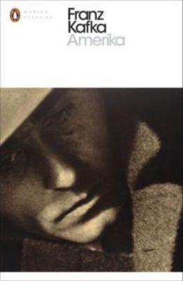 Amerika, English edition, Franz Kafka