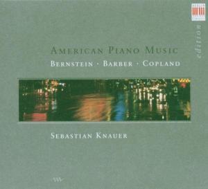 Amerikanische Klavierwerke, Sebastian Knauer