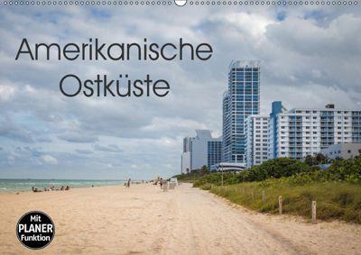 Amerikanische Ostküste (Wandkalender 2019 DIN A2 quer), Marlen Rasche