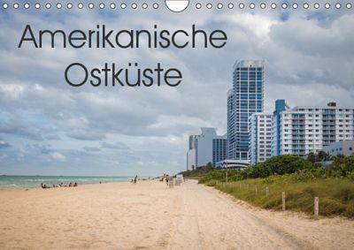 Amerikanische Ostküste (Wandkalender 2019 DIN A4 quer), Marlen Rasche