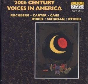 Amerikanische Stimmen Im 20.Jh., De Gaetani, Wernick, Suder