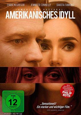 Amerikanisches Idyll, 2 MP3-CDs, Philip Roth