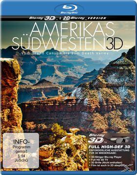 Amerikas Südwesten 3D, N, A