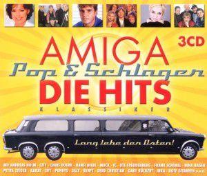 Amiga-Die Hits, Diverse Interpreten