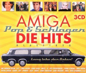 Amiga-Die Hits, Diverse Interpreten
