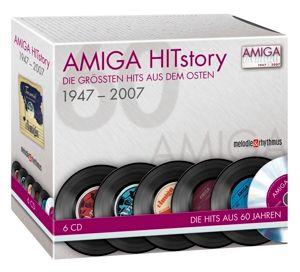 Amiga Hitstory 1947-2007, Diverse Interpreten