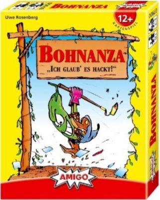 Amigo Bohnanza, Kartenspiel, Uwe Rosenberg