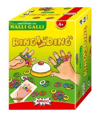 Amigo Ringlding, Actionspiel, Haim Shafir, Geannie Gadish