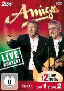 AMIGOS - Livekonzert - Teil 1 & 2, Amigos