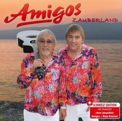 Amigos/ Zauberland - CH Version, Amigos