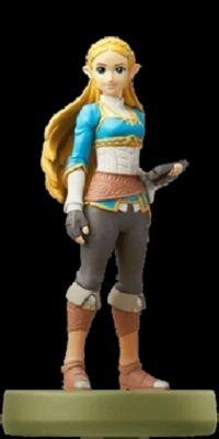 amiibo The Legend of Zelda Collection Zelda (Breath of the Wild), Figur